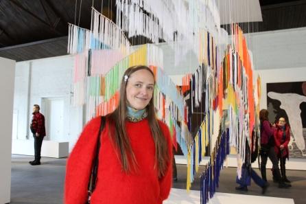 Outi Pieski sai Suomen taideakatemian palkinnon. Tunnustukseen sisältyy sekä julkaisu että yksityisnäyttely Espoon modernin taiteen museo EMMAssa vuonna 2018.