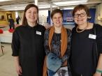 Lotta Mattila, Tiia Matikainen, Johanna Rytkölä